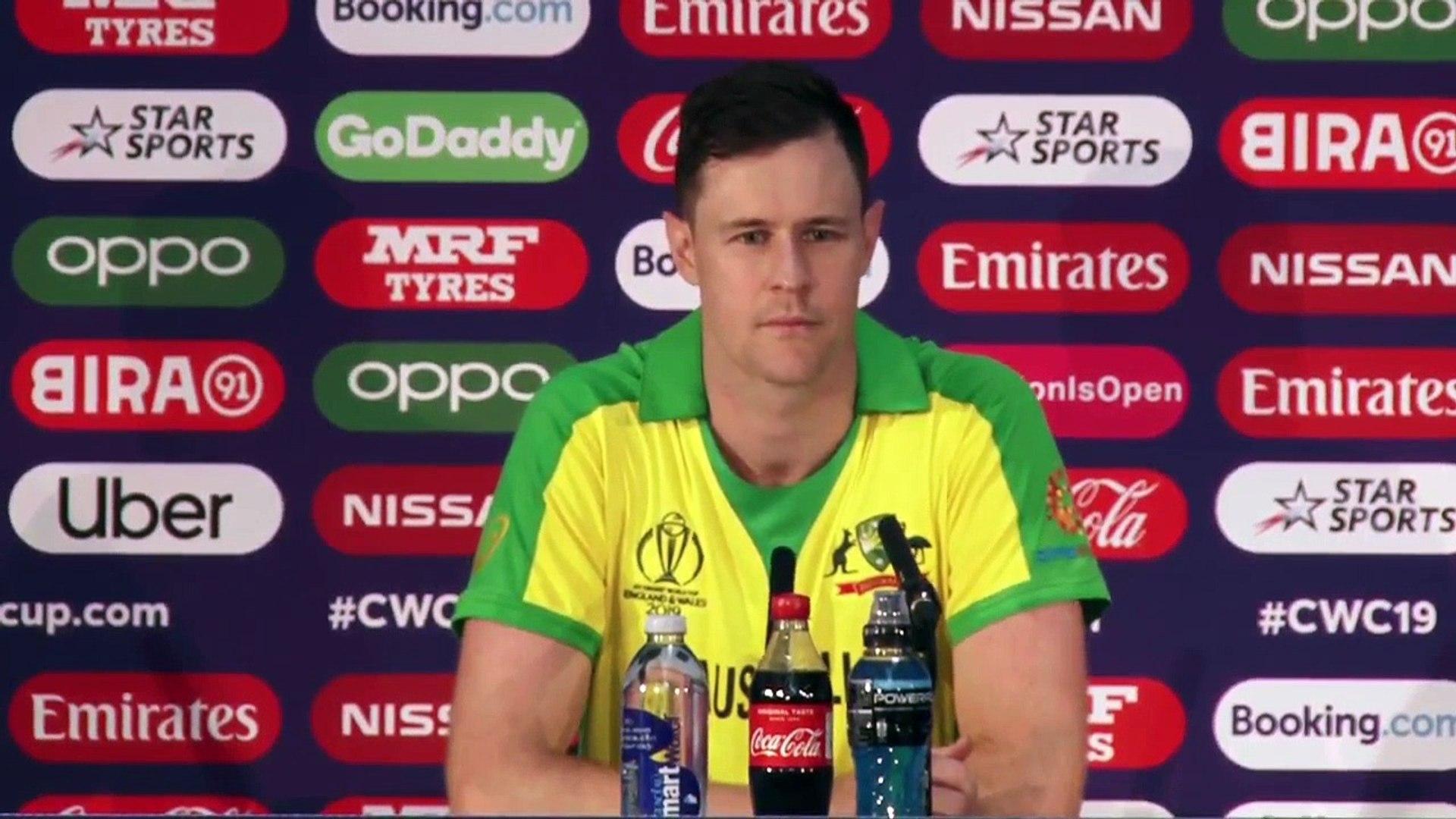 England has vulnerable batting unit - Jason Behrendorff | AUS | ENG VS AUS | ICC Cricket World Cup 2