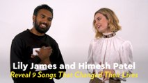 Lily James Shared the 1 Song That Always Gets Her Dancing, and It'll 100% Have You on Your Feet
