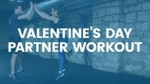 Nikki Metzger - Valentines Day Partner Workout