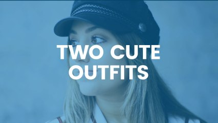 Mady Kelly - Two Cute Outfits