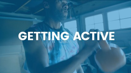 DeAndre Upshaw - Getting Active
