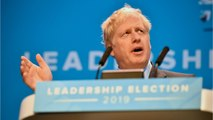 UK PM Contender Johnson Challenges Rival to Commit to Oct. 31 Brexit Date