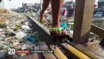 Philippines : les chariots de tous les dangers