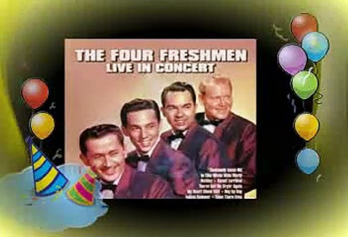 Frenzy (Frenesi)  The Four Freshmen
