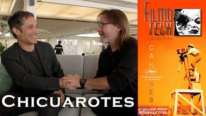 Gael García Bernal habla de sus  Chicuarotes