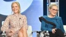 Meryl Streep, Nicole Kidman to Star in Ryan Murphy's 'The Prom' | THR News