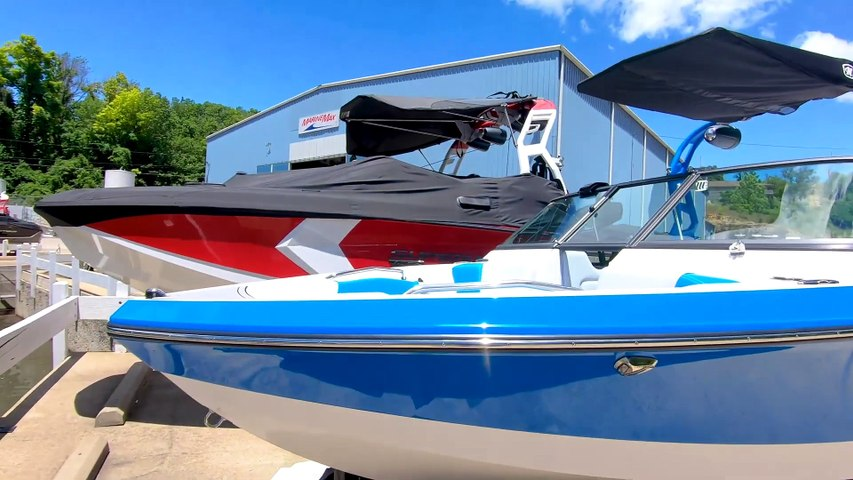 Walkthrough | 2019 Nautique 210 @ MarineMax Lake of the Ozarks, Missouri