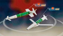 """UNSTOPPABLE & Super Accurate Missile Weapon System """"SPICE"""" - Animation Demo"""