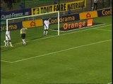 13/09/03 : Stéphane N'Guéma (77') : Rennes - Lens (2-0)