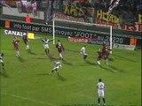 13/12/03 : Olivier Monterrubio (90'+5) : Metz - Rennes (1-1)