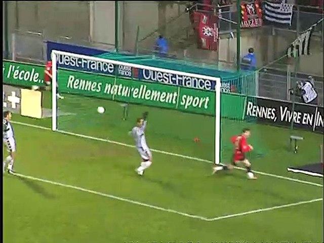 17/01/04 : Alexander Frei (65') : Rennes - Sochaux (4-0)