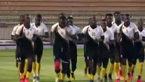 Uganda train for AFCON Group A game with Zimbabwe