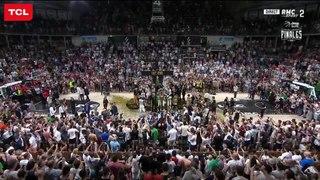 Finales Jeep® ÉLITE - Epilogue : Lyon-Villeurbanne vs Monaco