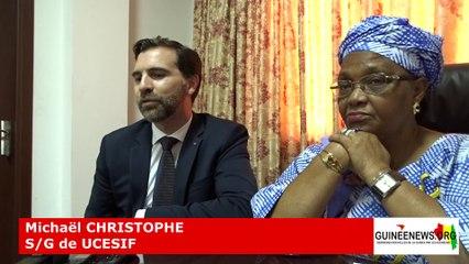 UCESIF : Hadja Rabi sera élue présidente de l'institution pour deux ans en décembre à Conakry
