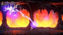 Bloodstained ROTN,Gameplay Español 13, El inversor de graveded y la armadura anti pinchos para subir a la torre NoroOeste