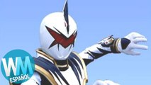 Top 10 Power Rangers ESPECIALES