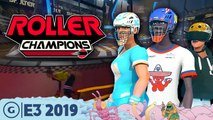 Roller Champions And Its Bizzare Inspirations | E3 2019