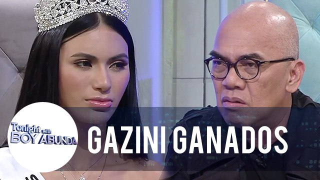 Gazini Ganados reacts to her bashers | TWBA
