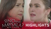 Juris expresses her hatred toward Dolores | Sino Ang Maysala