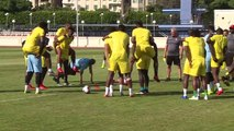 Guinea train ahead of AFCON Group B clash with Nigeria