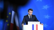 Macron Speaks To Rouhani In Attempt To Prevent Escalation Of Middle East Conflict