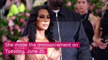 Kim Kardashian Launches Shapewear Line Kimono