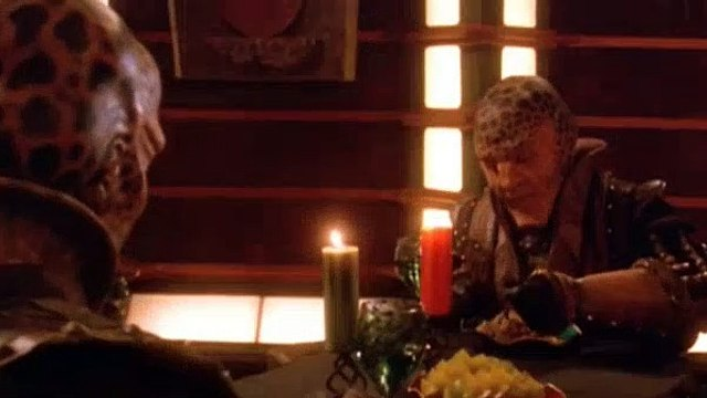 Babylon 5 Season 3 Episode 18 Walkabout