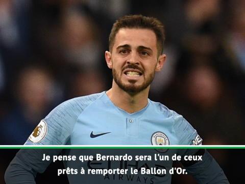 "Portugal - Futre : ""Bernardo Silva gagnera le Ballon d'Or"""