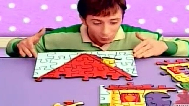 Blues Clues Season 2 Episode 19 - What Is Blue Trying to Do