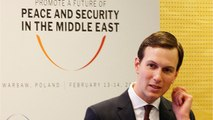 Jared Kushner Meets With Bahrain's King At Middle East Peace Workshop
