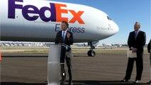 FedEx Fears It Will Be Hit By Trade War