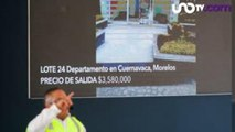 Alejandra Cullen | ¡Se venden autos y casas!: Gobierno de México