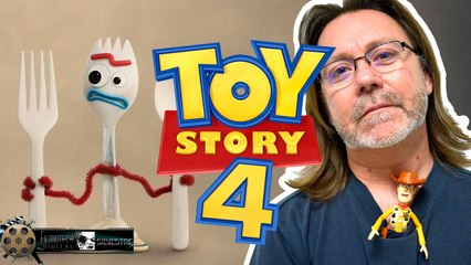 Toy Story 4 critica