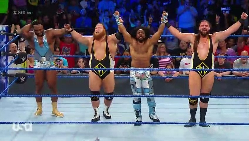 WWE SmackDown Live 6/25/19 - 25th June 2019 Part 3/7