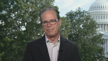 """Sen. Mike Braun says """"the border is being gamed"""""""
