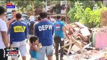 MMDA, nagsagawa ng demolisyon sa Estero de Abad, Maynila