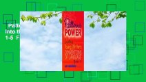 Patterns of Power  Inviting Young Writers into the Conventions of Language, Grades 1-5  For