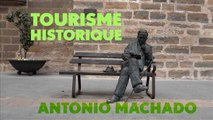 Tourisme culturel : Antonio Machado