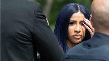 Cardi B Pleads Not Guilty