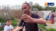 سكن: ترحيل أزيد من 60 عائلة من حي بودربالة بالسويدانية إلى سكنات إجتماعية