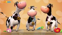 Farm Animals Song | Nursery Rhymes and Children's Songs from Dave and Ava | 3D Rhymes | Kids Nursery Rhymes | Kids Videos Songs | Kids Songs | Baby Songs | Dailymotion Kids Video | English Nursery Rhymes Songs for Children with Lyrics