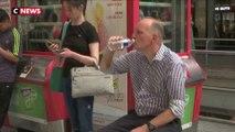 Canicule : chaleur écrasante dans les transports, la SNCF et la RATP distribuent de l'eau