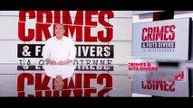 Mercredi 26 juin - NRJ12 - Crimes fD - Jean-Marc Morandini