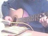 she's only happy in the sun ben harper guitare