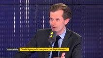 """Présidence des Républicains : Guillaume Larrivé """"prendra sa décision avant le 14 juillet""""  https://www.francetvinfo.fr/en-direct/radio.html"""