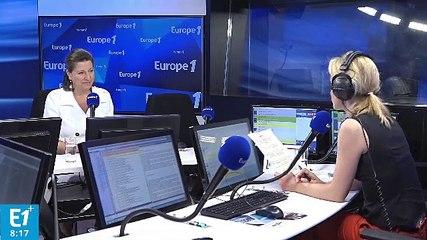 Agnès Buzyn - Europe 1 mercredi 26 juin 2019