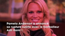 Adil Rami : il réagit et répond aux déclarations CHOC de Pamela Anderson !