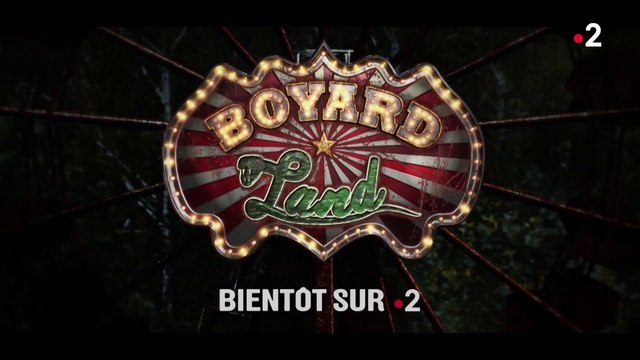 Fort Boyard 2019 - Introduction de la Salle du Trésor / Boyard Land