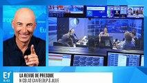 """Philippe de Villiers : """"La tête de mort de chaleur qui recouvre la France, c'est Belzébuth en calbut, c'est une punition !"""" (Canteloup)"""