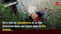 Etats-Unis : un père et sa fille noyés dans le Rio Grande